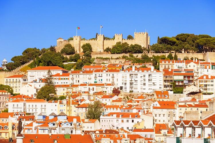 Cosa vedere a Lisbona - Castello di São Jorge