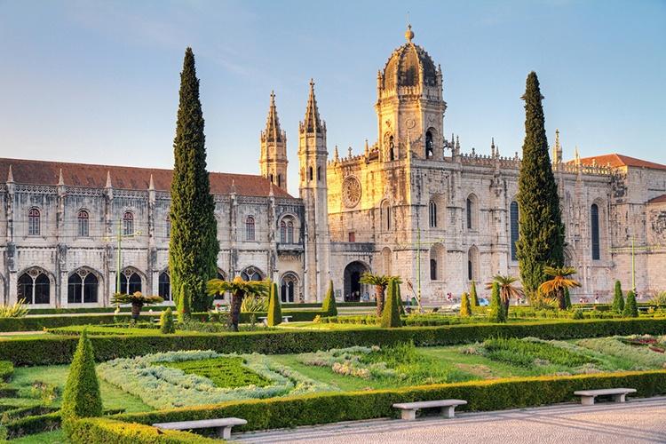 Cosa vedere a Lisbona -Monastero dos Jeronimos