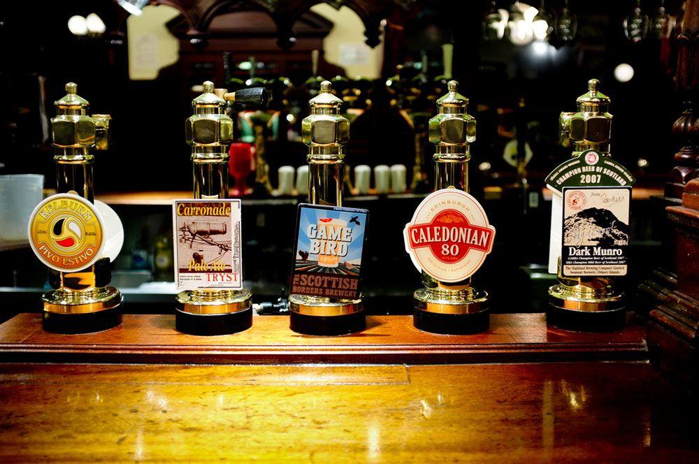 9 cose che dovete sapere su Edimburgo | birra