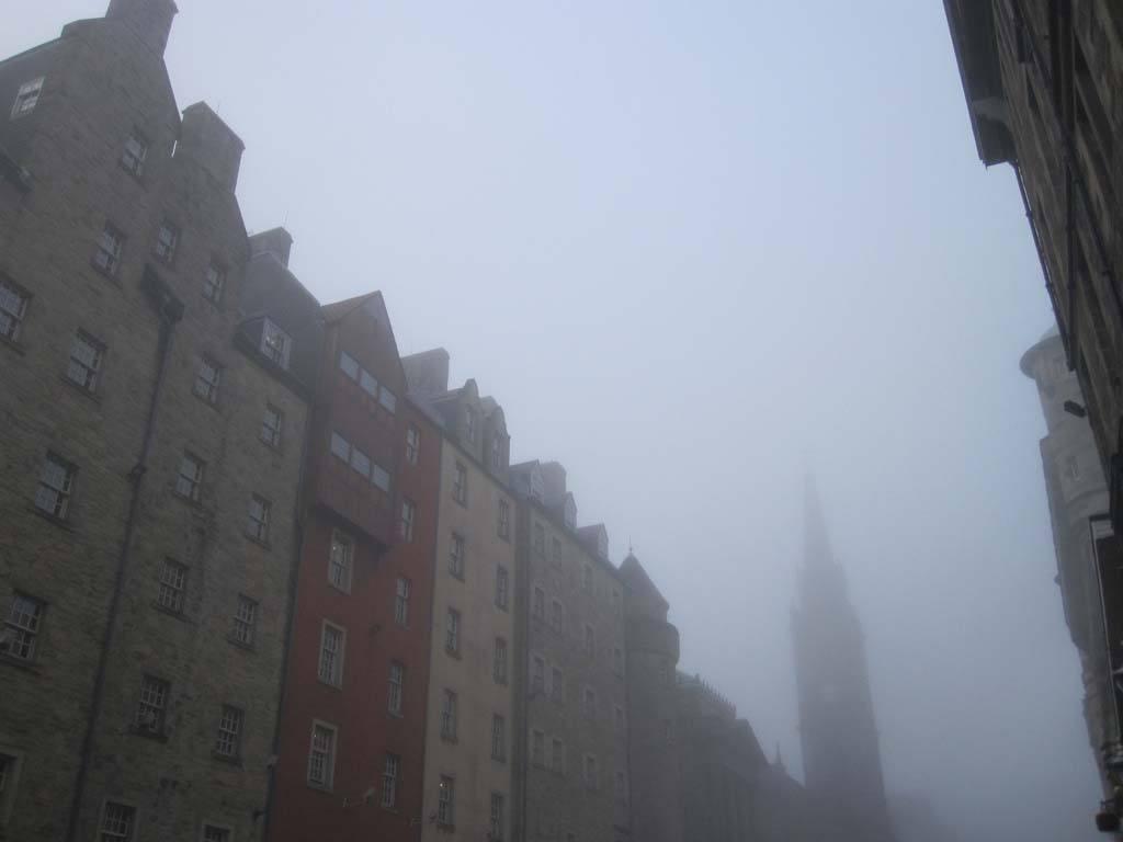 9 cose che dovete sapere su Edimburgo | Haar