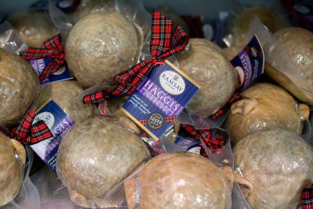 9 cose che dovete sapere su Edimburgo | haggis
