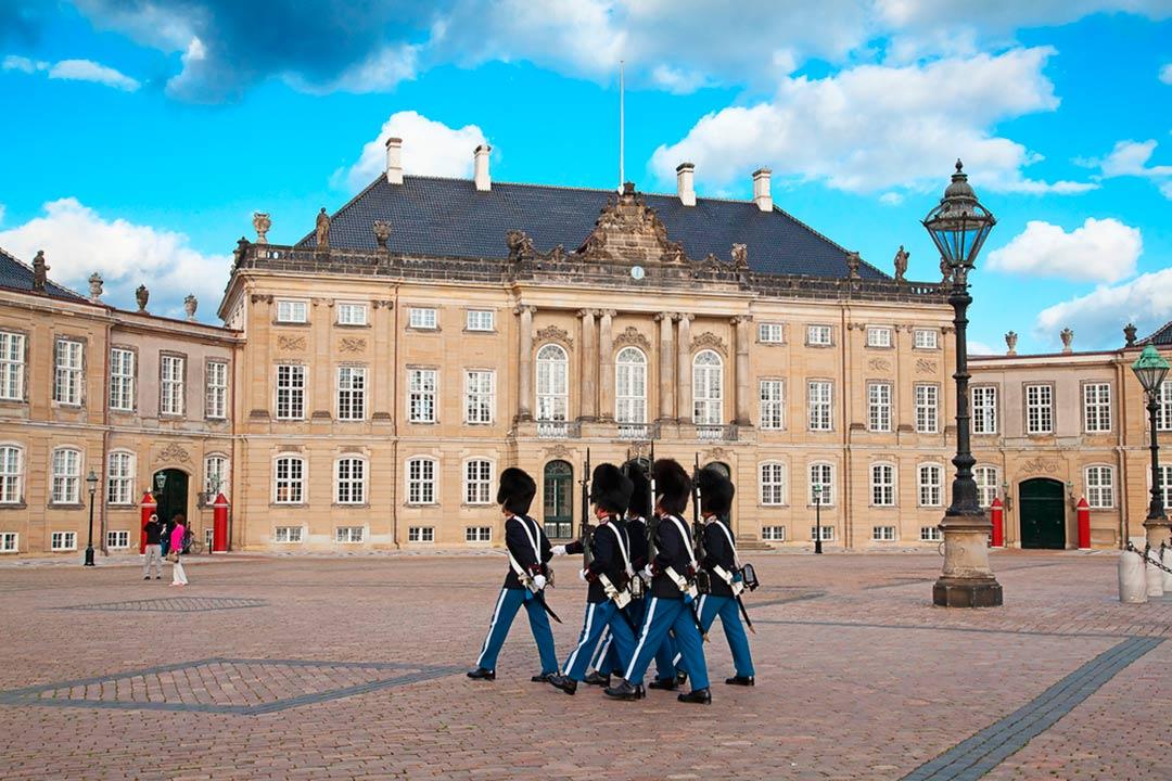 Palazzo-di-Amalienborg