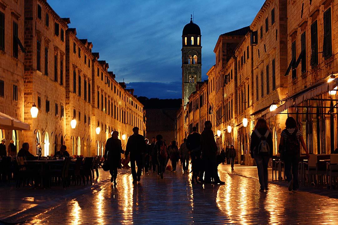 Dubrovnik la Perla dell'Adriatico