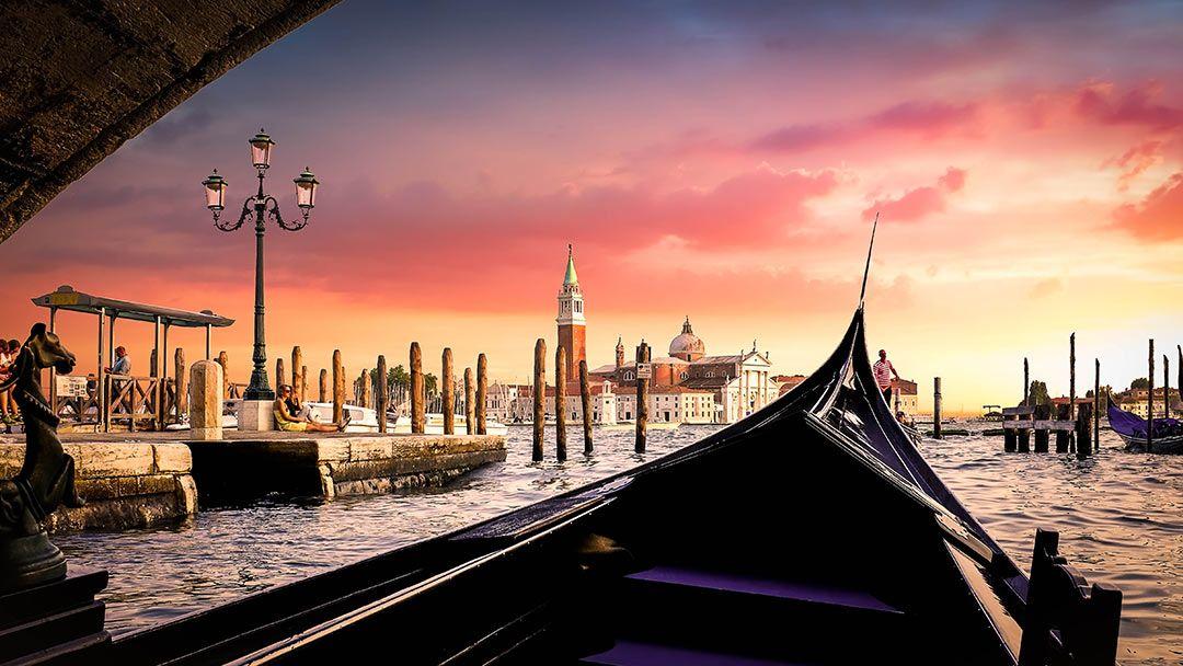Venezia è una città unica al mondo