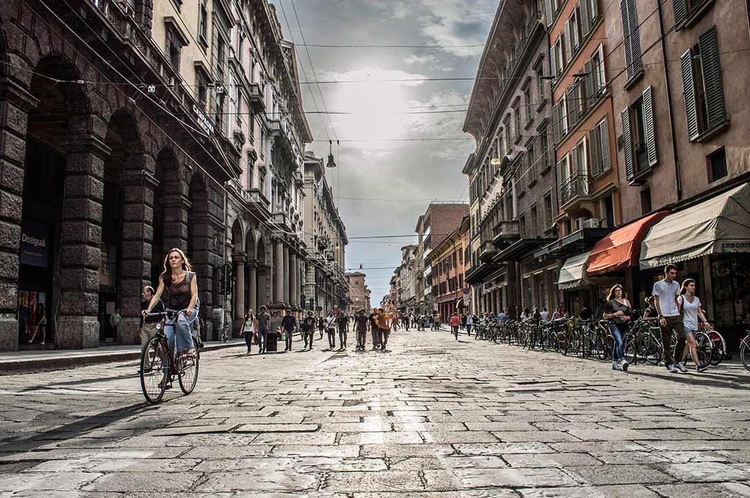 Strade di Bologna