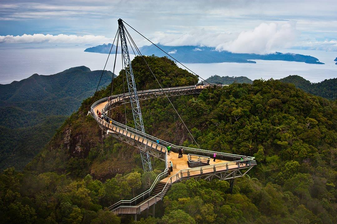 Lankgawi Sky Bridge