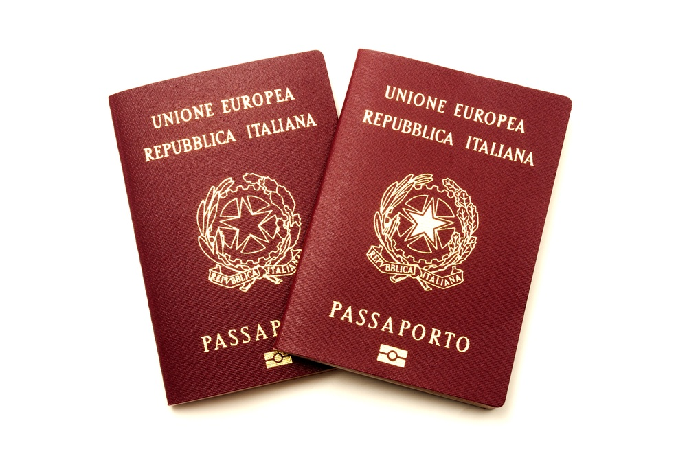 passaporto usa