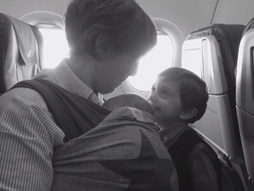 f72d141627 Trucchi di 12 mamme blogger per viaggiare con i bambini | InterMundial